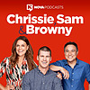 Chrissie, Sam and Browny