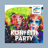 Radio Regenbogen - Konfetti Party