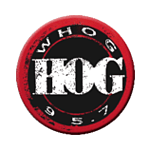 WHOG-FM 95.7 The Hog