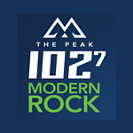 CKPK 102.7 The Peak FM