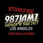 987JAMZ  24/7 HipHop N' R&B
