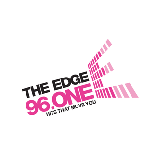 THE EDGE 96.ONE