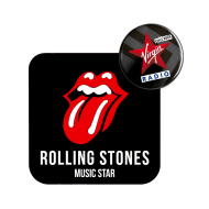 Virgin Radio Music Star Rolling Stones