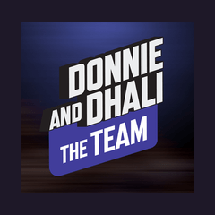 Donnie and Dhali - The Team