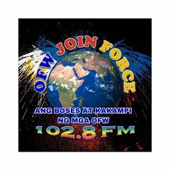 OFW Join Force 102.8 FM