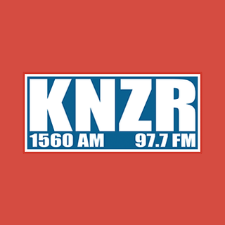 KNZR 1560 AM and 97.7 FM