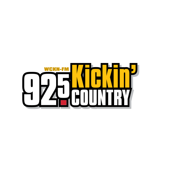 WCKN Kickin' Country 92.5 FM (US Only)