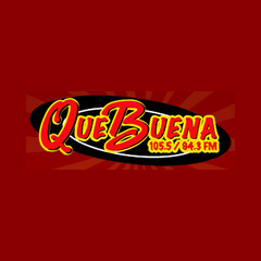 KBUE Que Buena 105.5/94.3 FM (US Only)